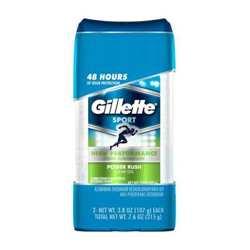 Gillette Sport Power Rush Clear Gel Deodorant Stick