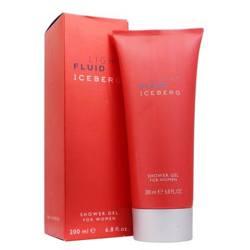 Iceberg Light Fluid Shower Gel