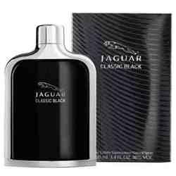 Jaguar Classic Black Edt Perfume