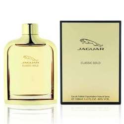 Jaguar Classic Gold Edt Perfume