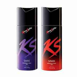 Kamasutra Spark, Dare Pack of 2 Deodorants
