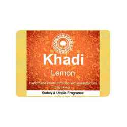 Khadi Gramudyog Lemon Soap
