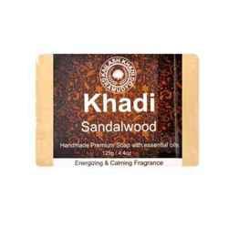 Khadi Gramudyog Sandalwood Soap