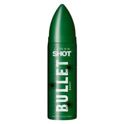 Layer'r Shot Bullet Burst No Gas Deodorant