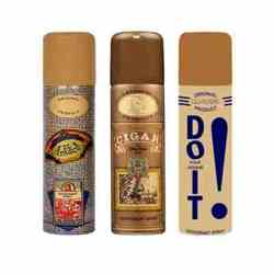 Lomani ElPaso, Cigar And Do It Pack of 3 Deodorants