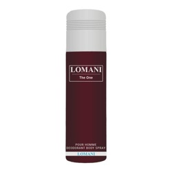 Lomani The One Deodorant