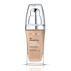 Loreal True Match W5 Golden Sand Foundation