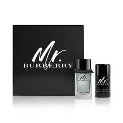 Mr. Burberry Black 2 Piece Luxury Gift Set