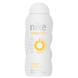 Nike Sensaction Passion For Vanilla Shower Gel