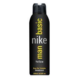 Nike Basic Yellow Deodorant