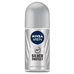 Nivea Silver Protect Anti-Bacterial Roll On Deodorant