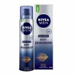 Nivea Sprint Gas Free Body Deodorizer Spray
