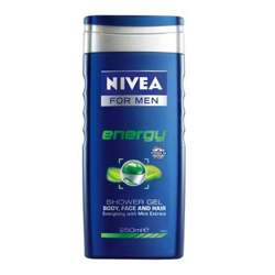 Nivea Energy Shower Gel