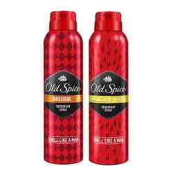 Old Spice Musk And Danger Zone Pack Of 2 Strong Deodorants