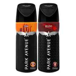 Park Avenue Zion, Cool Blue Pack of 2 Deodorants