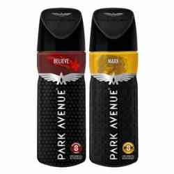 Park Avenue Mark And Believe Pack of 2 Deodorants
