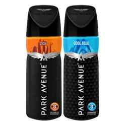 Park Avenue Believe And Zion Pack of 2 Deodorants