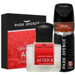 Park Avenue Combo of After 8 Perfume, Horizon Deodorant