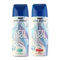 Park Avenue Acti Cool Chill And Slush Pack Of 2 Deodorant