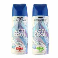 Park Avenue Acti Cool Slush And Splash Pack Of 2 Deodorant