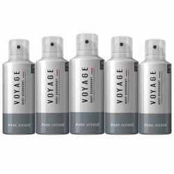 Park Avenue Voyage Pack Of 5 Deodorants