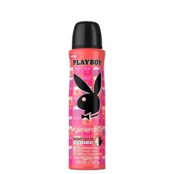 Playboy Generation Femme Deodorant Spray