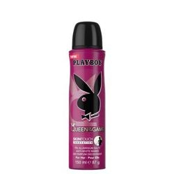 Playboy Queen Of The Game Deodorant Spray