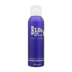 Rasasi Blue for Men Deodorant