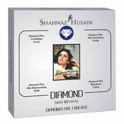 Shahnaz Husain Diamond Skin Revival Facial Kit