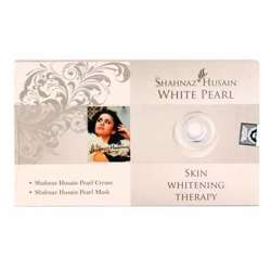 Shahnaz Husain White Pearl Facial Kit