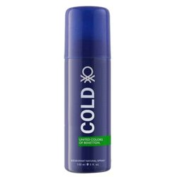 United Colors Of Benetton Cold Deodorant Spray