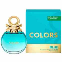 United Colors Of Benetton Colors De Benetton Blue EDT Perfume