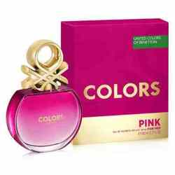 United Colors Of Benetton Colors De Benetton Pink EDT Perfume