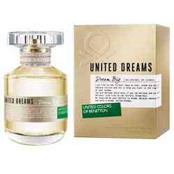 United Colors Of Benetton United Dreams Dream Big EDT Perfume