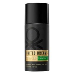 United Colors Of Benetton Dream Big Deodorant Spray