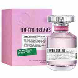 United Colors of Benetton Love Yourself EDT Perfume