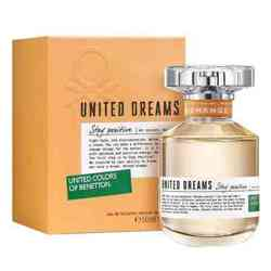 United Colors of Benetton Stay Positive EDT Perfume