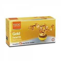 VLCC Gold One Time Use Facial Kit