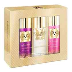 Versace 19.69 Italia Gift Pack Of 3 Deodorants - 1 La Exotique  1 La Paradis  1 Urbane