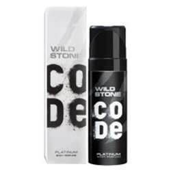 Wild Stone Code Platinum Body Perfume Spray