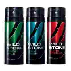 Wild Stone Forest Spice, Aqua Fresh, Ultra Sensual Pack of 3 Deodorants