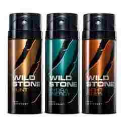 Wild Stone Hydra Energy, Night Rider, Hunt Pack of 3 Deodorants