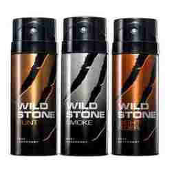Wild Stone Night Rider, Hunt, Smoke Pack of 3 Deodorants