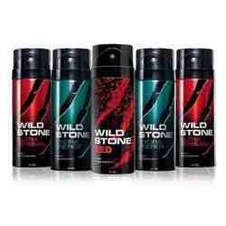 Wild Stone Pack Of 5 Deodorant Shots