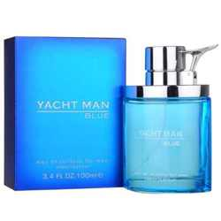 Yacht Man Blue EDT Perfume