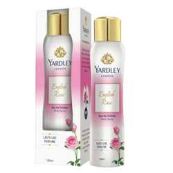 Yardley English Rose EDT Body Spray