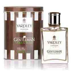Yardley Gentleman Citrus Wood EDT Perfume Spray