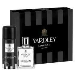 Yardley Gentleman Classic Perfume And Deodorant Gift Set