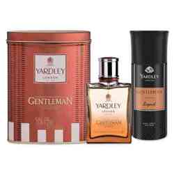 Yardley Gentleman Legend Perfume And Deodorant Combo
