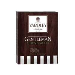 Yardley London Gentleman Citrus And Wood Perfume